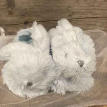 Petits chaussons bleus, Des Lys & Délices, Sion