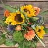 Bouquet ensoleillé, Des Lys & Délices, Sion