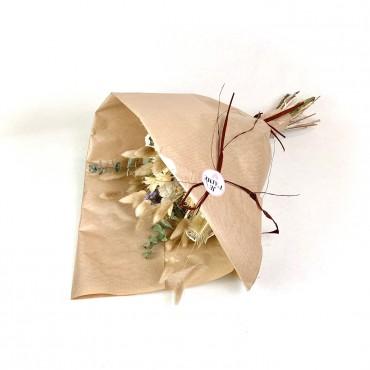 Bouquet de fleurs séchées, Des Lys & Délices, Fleuriste à Sion