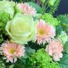 Bouquet tendre et pastel, Des Lys & Délices, Sion
