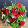 Bouquet romantique, Des Lys & Délices, Sion